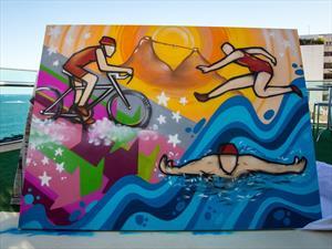 Nissan y su exhibición de arte en los Juegos Olímpicos de Río 2016