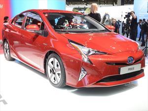 Este es el nuevo Toyota Prius