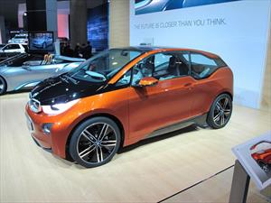 BMW i3 se lleva el Premio Alemán de Diseño 2014