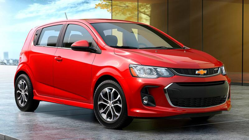 Un hatchback menos: Chevrolet Sonic deja de fabricarse