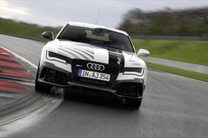 Audi RS 7 Piloted Driving Concept, el auto de carreras autónomo