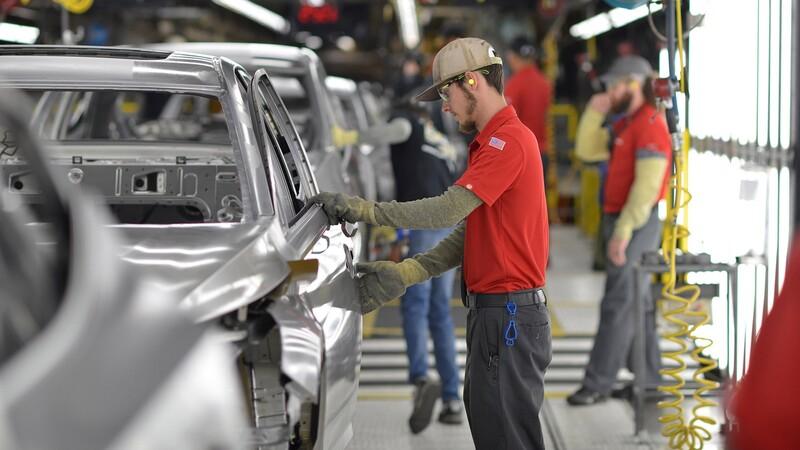 Nissan comienza la producción de la X-Trail 2021 en EE. UU.