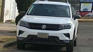 El próximo Volkswagen Tarek es espiado en México
