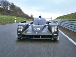 Porsche 919 Hybrid 2015 se prepara para un campeonato más