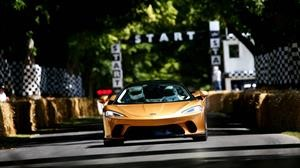 Goodwood 2019: McLaren GT se destapa en la colina