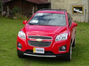 Chevrolet Tracker AWD, en Colombia desde $78.100.000