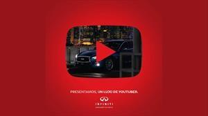 Infiniti Chile ahora quiere ser de los youtubers