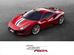 Ferrari 488 Pista 2019 debuta