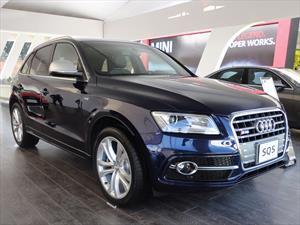 Audi SQ5 2014 llega a México desde $930,000 pesos