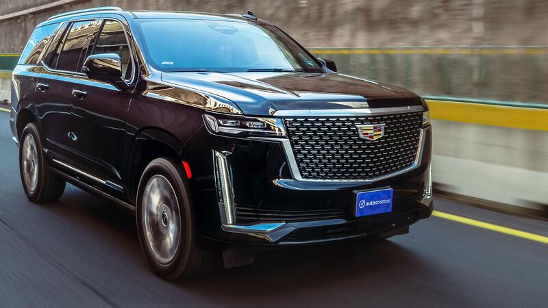 Manejamos la Cadillac Escalade 2021