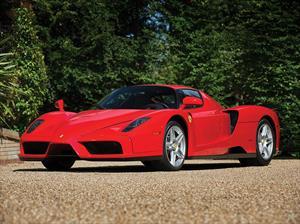 A subasta un Ferrari Enzo
