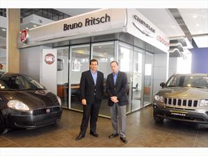 Bruno Fritsch expande Red de Chrysler y Fiat