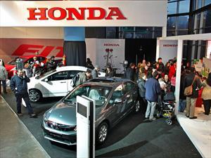 Honda presente en La Exposición Rural 2012