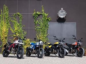 Ducati Scrambler se renueva en Intermot
