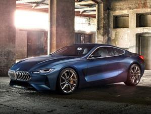 BMW Serie 8 Concept se alista