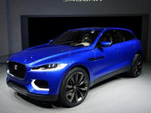 Jaguar presenta el C-X17 Crossover Concept en Frankfurt