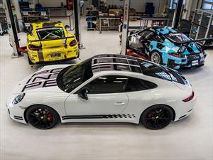 Porsche 911 Carrera S Endurance Racing Edition 2017, inspirado en LeMans