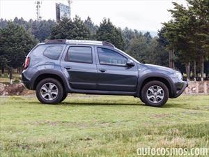 Las 10 SUVs más vendidas en diciembre 2017