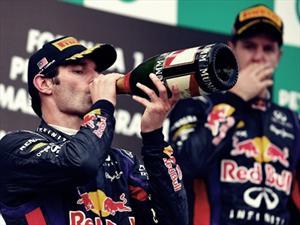 F1, ¿Webber deja Red Bull?