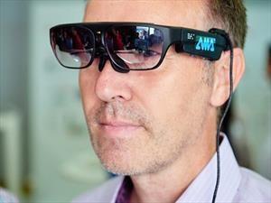 Estos lentes inteligentes permiten trabajar a distancia