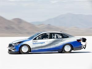 El récord de velocidad en Bonneville le pertenece a Volkswagen