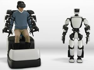 Video: T-HR3, el robot de Toyota que parece sacado de un animé