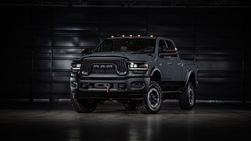 RAM Power Wagon 75th Anniversary Edition 2021, la pickup 4x4 que hace un guiño al pasado
