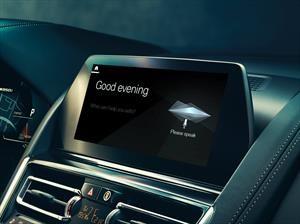 """BMW Intelligent Personal Assistant es el """"Siri"""" de BWM"""