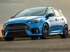 Ford Focus RS 2017 por Hennessey Performance, un súper hot hatch