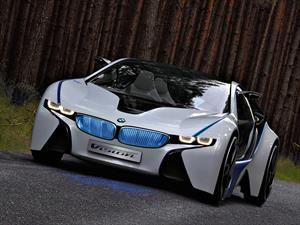 Retro Concepts: BMW Vision EfficientDynamics Concept