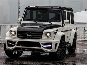 Mercedes-Benz Clase G por DMC, un todoterreno bautizado como Zeus