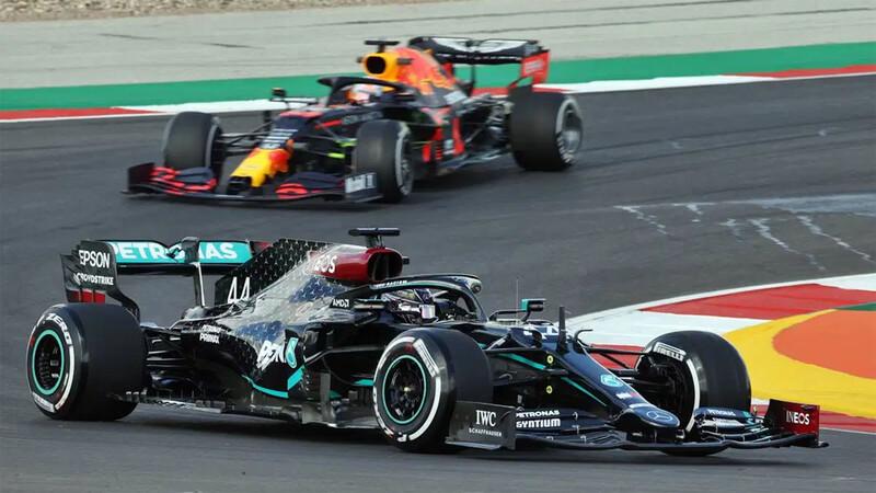 F1 GP de Portugal 2020: Hamilton rompe el récord de victorias