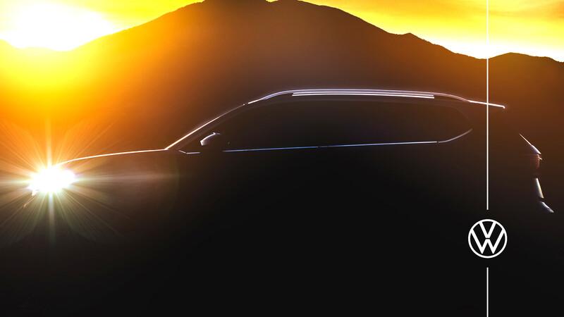 El proyecto Tarek se llamaría VW Taos