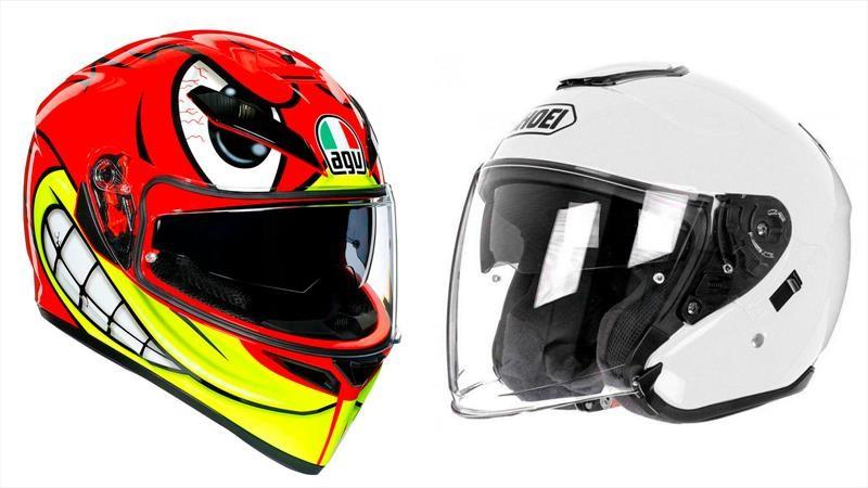 ¿Que tipos de cascos para motos existen y cuál debo usar?