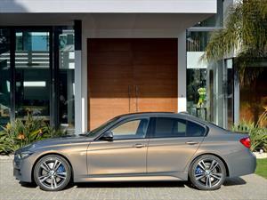 BMW Serie 3 2016, ligeras actualizaciones para el sedán deportivo
