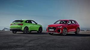 Audi RS Q3 y RS Q3 Sportback 2020, mellizos rebeldes