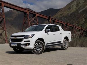 La nueva Chevrolet S10 se presenta en Argentina