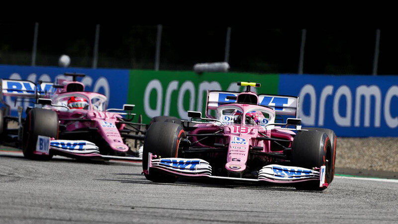La FIA declara que el Racing Point RP20 de F1 es ilegal