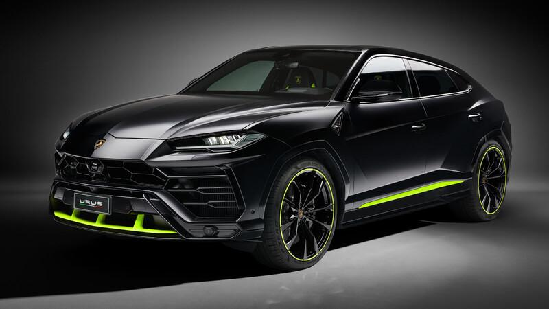 Lamborghini Urus Graphite Capsule: personalización bien hecha