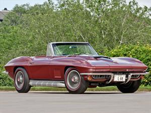 Chevrolet Corvette Stingray Convertible L88 1967 vendido en 3.2 millones de dólares