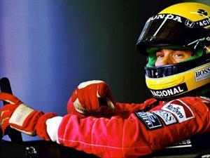 Senna en el recuerdo