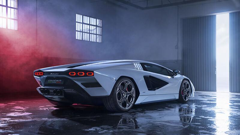 Olvidate del nuevo Lamborghini Countach 2022, ya está agotado