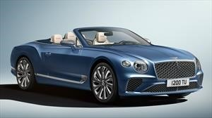 Bentley Continental GT Mulliner Convertible debuta