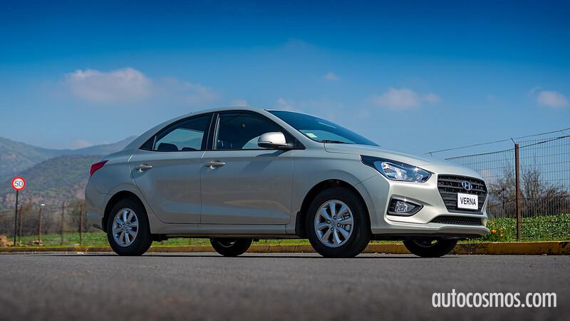 Test drive Hyundai Verna 2021, alternativa con sentido