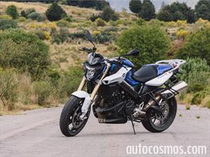 BMW F800 R 2015 a prueba