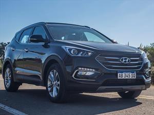 Hyundai Santa Fe Chapelco, un tope de gama invernal