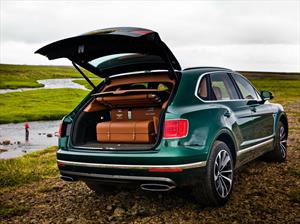 Bentley Bentayga disponible con un set de pesca