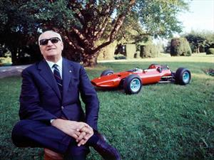 Enzo Ferrari, el hombre leyenda