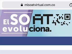 El SOAT virtual empieza a operar en enero