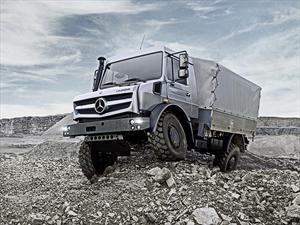 Mercedes-Benz presenta al nuevo Unimog